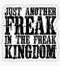 Hunter Thompson Quote Freaks Fear And Loathing In Las Vegas Sticker