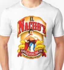 El Nacho Libre - Eagle Egg Tacos Unisex T-Shirt