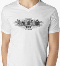 Vermont South Men's V-Neck T-Shirt