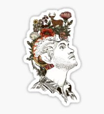 Will Graham NBC Mind Drawing  Sticker