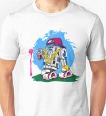 Star Wars: Street Art2D2 T-Shirt
