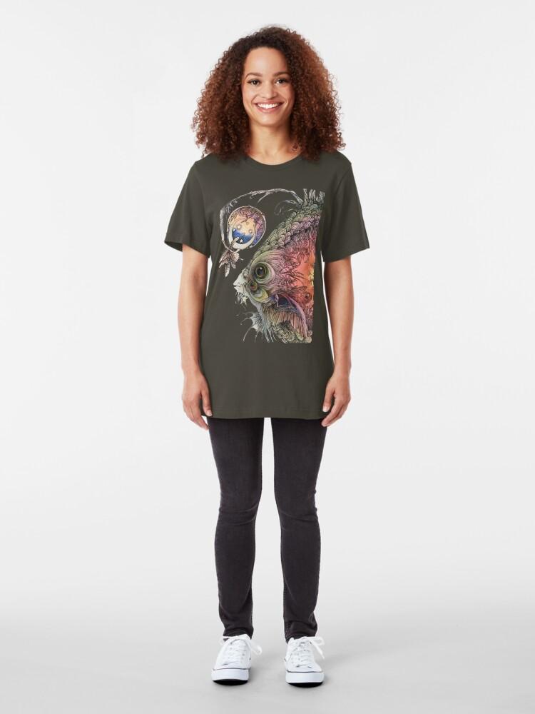 Alternate view of Fish Slim Fit T-Shirt