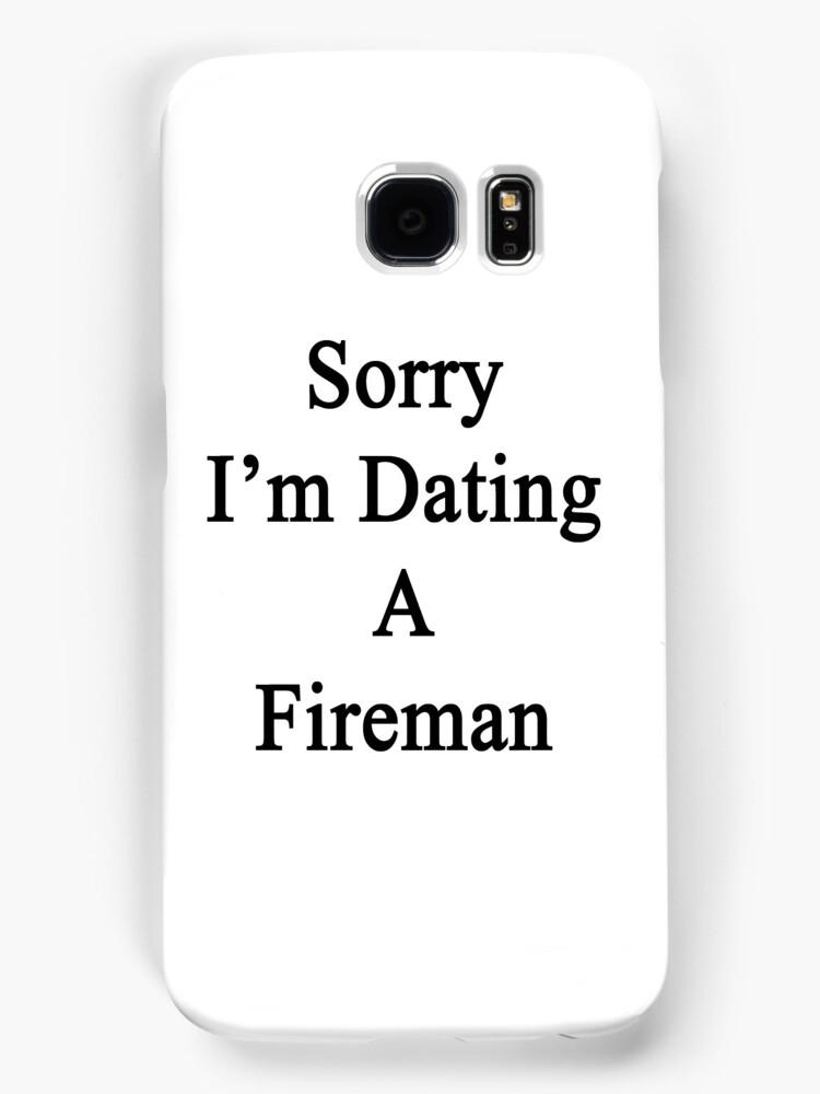 dating a fireman