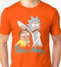 Rick And Morty | Eyes Wide Open T-Shirt