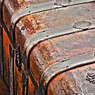 Vintage Bag is Packed by designingjudy
