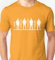 Camiseta unisex Trainspotting!
