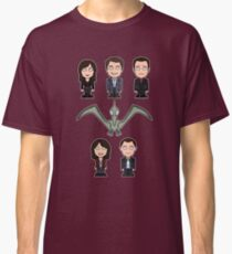 Torchwood team (shirt) Classic T-Shirt