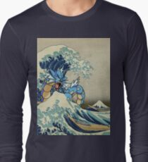 The Great Wave Off Gyarados T-Shirt