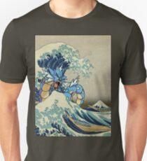 The Great Wave Off Gyarados T-Shirt