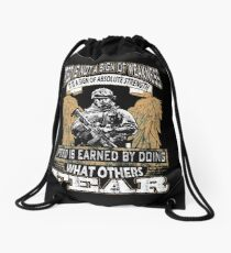VETERAN Drawstring Bag