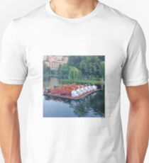 Boston Swan Boats T-Shirt