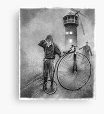 Dutchman Canvas Print
