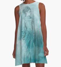 Jean-Honoré Fragonard Sketch A-Line Dress
