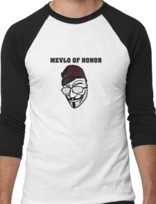 Mevlo of Honor Men's Baseball ¾ T-Shirt