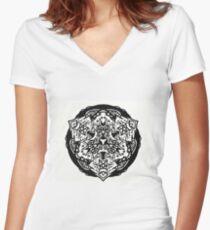 www.artherapie.ca T-shirt col V femme