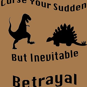 Inevitable Betrayal by caitjacobs