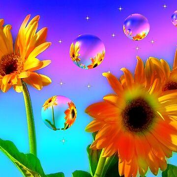 Sunflowers by MrsBaker