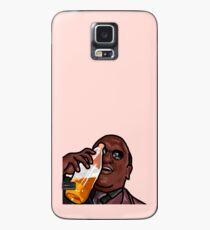 Morpheus trinkt vierzig in einem Todeskorb Hülle & Klebefolie für Samsung Galaxy
