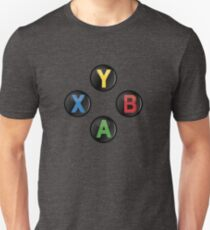 Xbox One Buttons Unisex T-Shirt