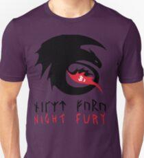 NIGHT FURY - Strike Class Symbol Unisex T-Shirt