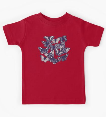 butterfly strawberry pink Kids Clothes