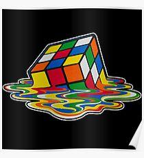 Rubik's Cube Poster
