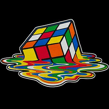 Rubik's Cube by Hoppe12