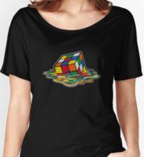 Rubik's Cube Women's Relaxed Fit T-Shirt