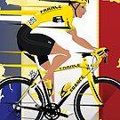Tour De France von Andy Scullion
