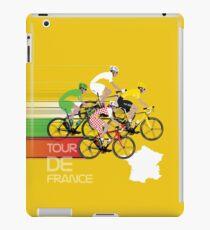 Tour De France iPad Case/Skin