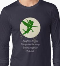 Dreams are forever | Tinkerbell Long Sleeve T-Shirt