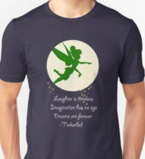 Dreams are forever   Tinkerbell T-Shirt