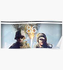 Outpost 86 - Season 1 Poster