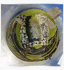 O'Brien Fort Inisheer, Aran Islands, Ireland Poster