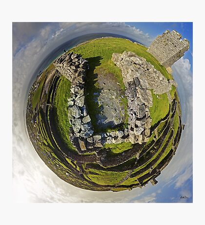 O'Brien Fort Inisheer, Aran Islands, Ireland Photographic Print