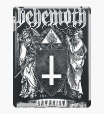 Satanic Band iPad Case/Skin