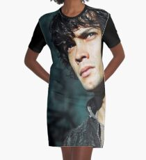 the 100 | Bellamy Blake 1 Graphic T-Shirt Dress