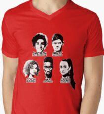 The Original Misfits Men's V-Neck T-Shirt