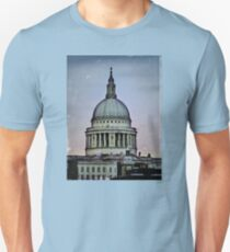St Pauls Cathedral, London Unisex T-Shirt