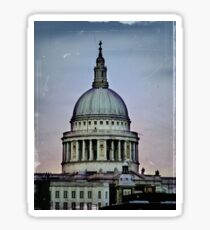 St Pauls Cathedral, London Sticker