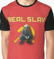 Real Slav squat Graphic T-Shirt