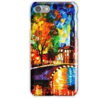 Starry Night Tardis iPhone Case/Skin