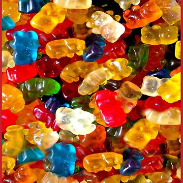 Gummy Bear Bananza by mysports