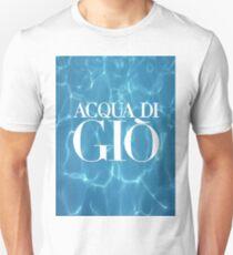 Acqua Di Gio T-Shirt