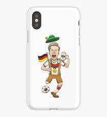 Germany is Four-time World Champion iPhone Case