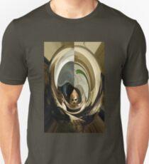 Travel Time Girl Unisex T-Shirt