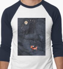 Fox Dream Men's Baseball ¾ T-Shirt