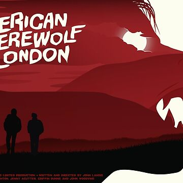An American Werewolf in London by renduh
