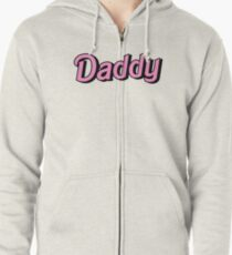 DADDY Zipped Hoodie