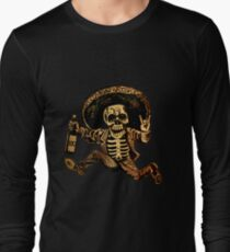 Day of the Dead Posada Long Sleeve T-Shirt